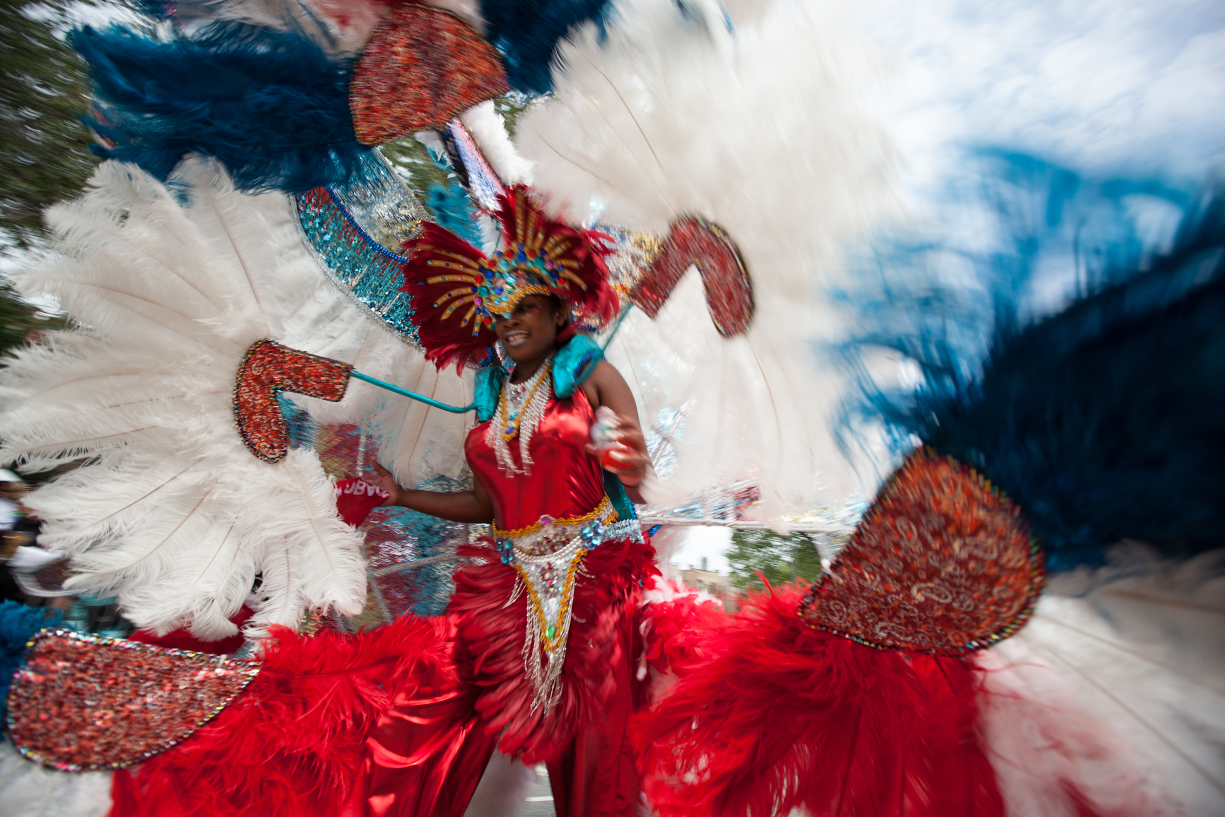 West Indian-American Day Carnival 2012