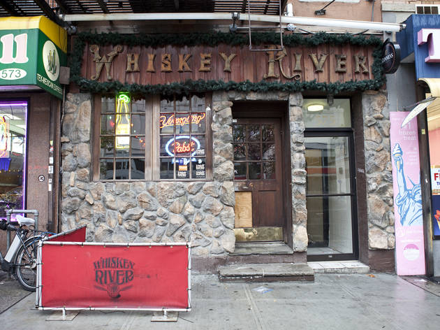 Whiskey River (CLOSED)