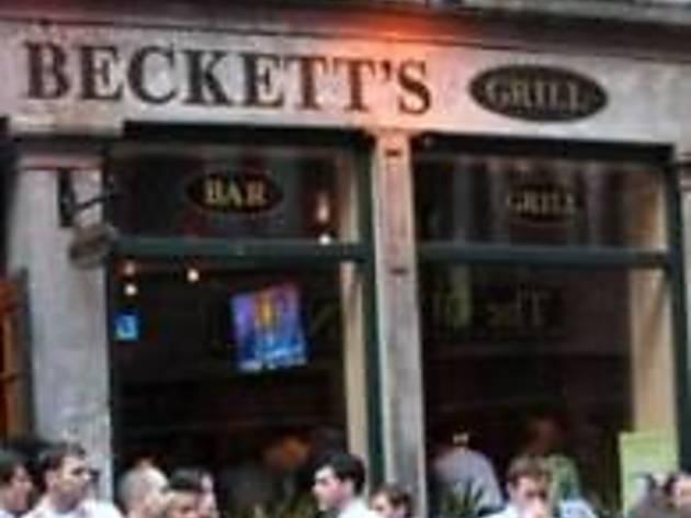 Beckett's Bar & Grill