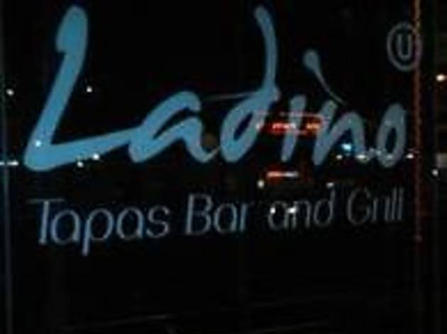 Ladino Tapas Bar & Grill (CLOSED)