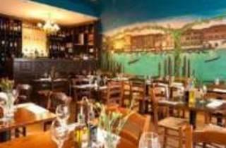 Café Rialto - Fulham Road