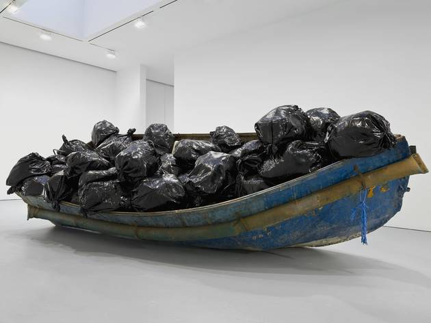 (Collection François Pinault © Adel Abdessemed, ADAGP Paris, 2012 / Courtesy de l'artiste et de David Zwirner, New York/Londres)