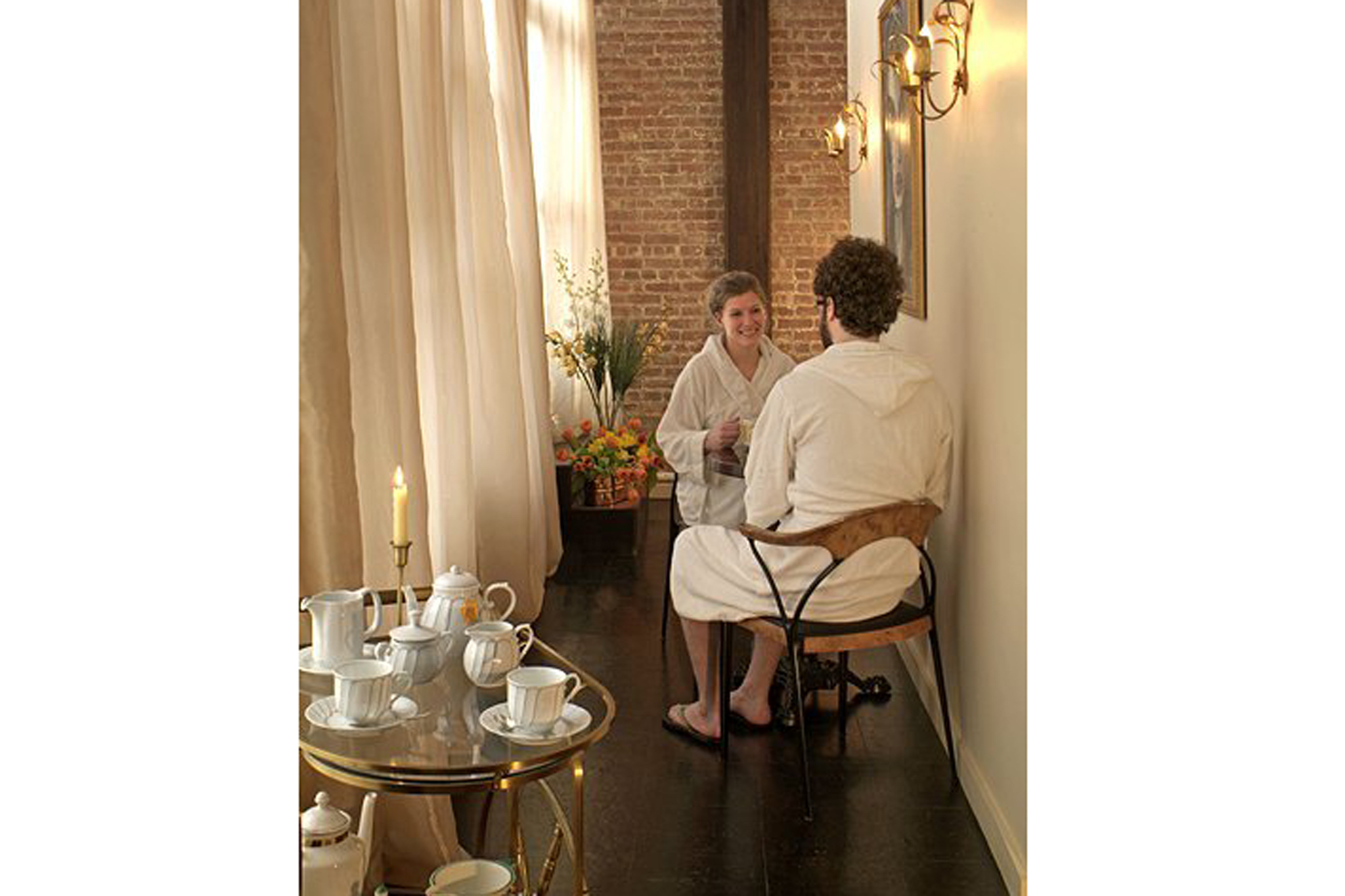 White Tea Med Spa: Anti-Aging Stem Cell Facial