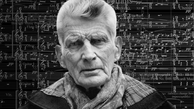 Sounding Beckett