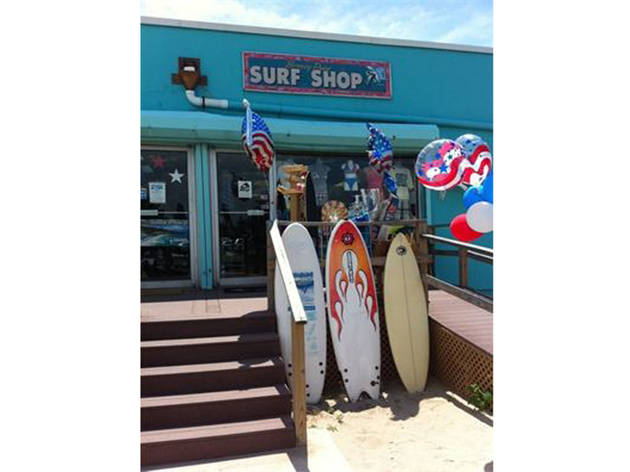 Breezy Point Surf Shop