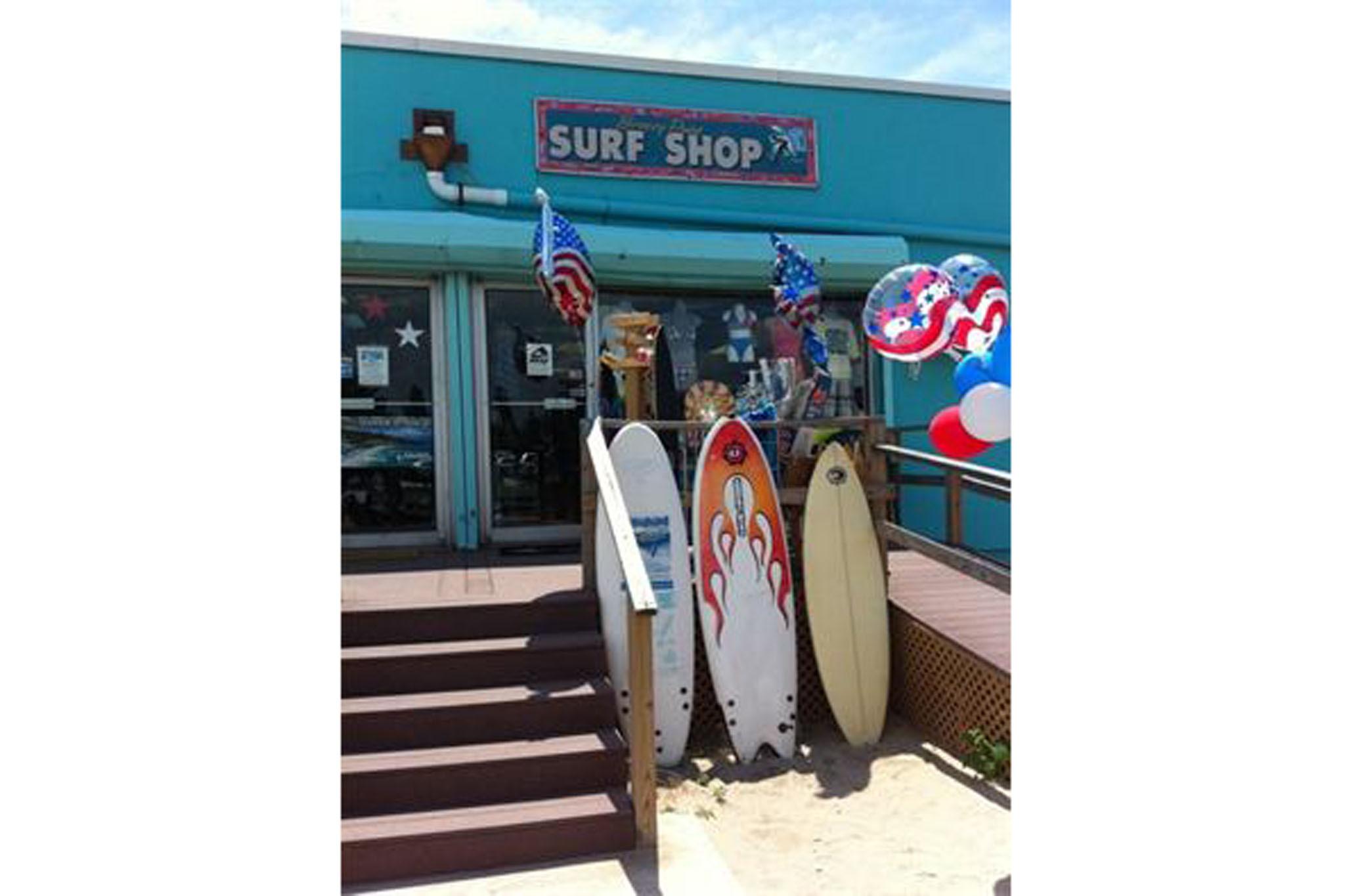 Breezy Point Surf Shop