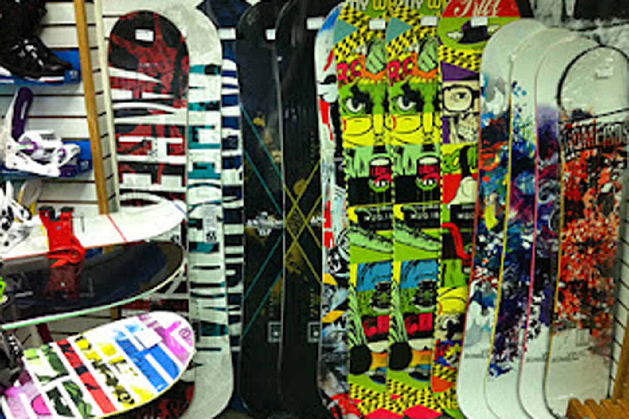 Emilio's Ski Shop