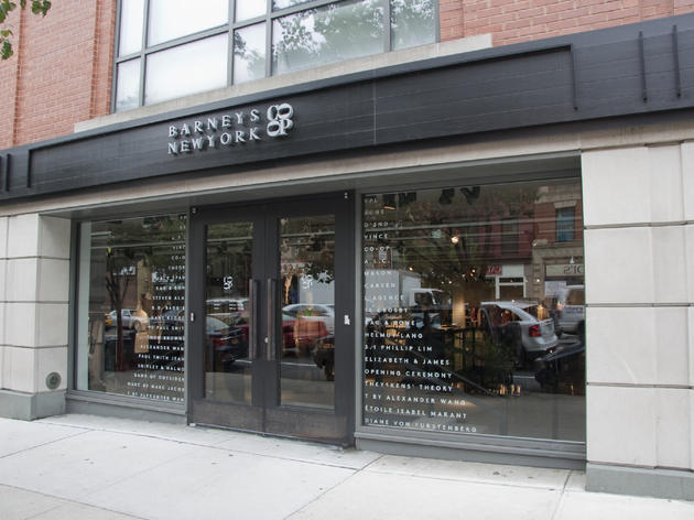 Barneys Co-op Brooklyn