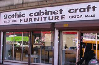 Gothic Cabinet Craft - Jamaica