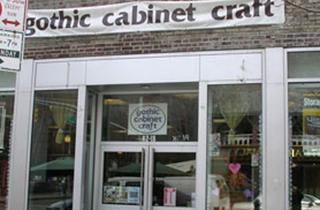 Gothic Cabinet Craft (CLOSED)