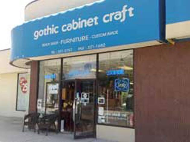 Gothic Cabinet Craft - Bayside