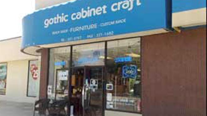 gothic cabinet craft new york