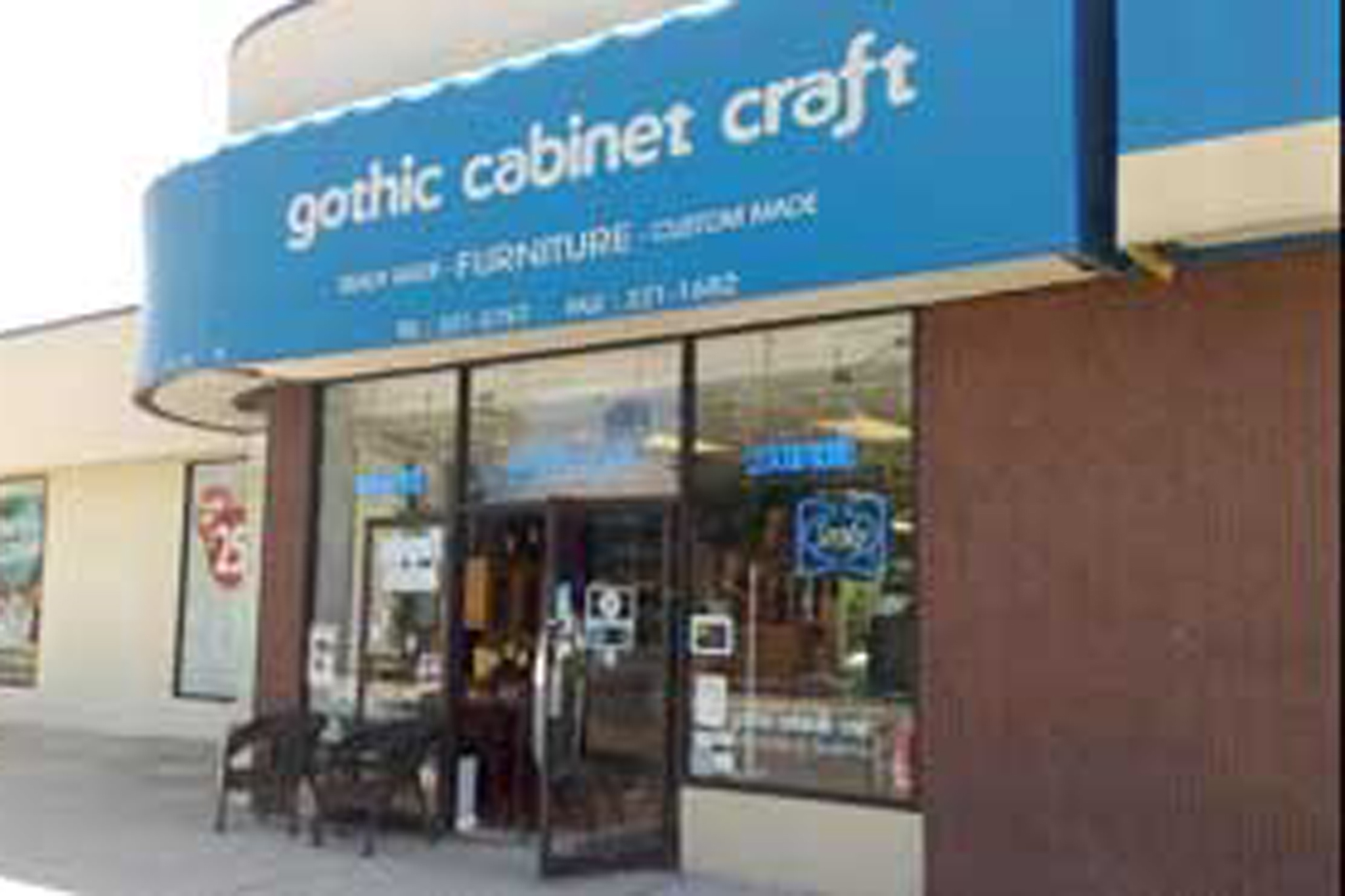 Gothic Cabinet Craft | Shopping in Queens, Queens