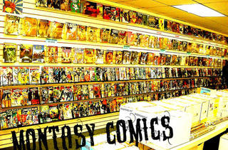Montasy Comics