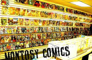 Montasy Comics