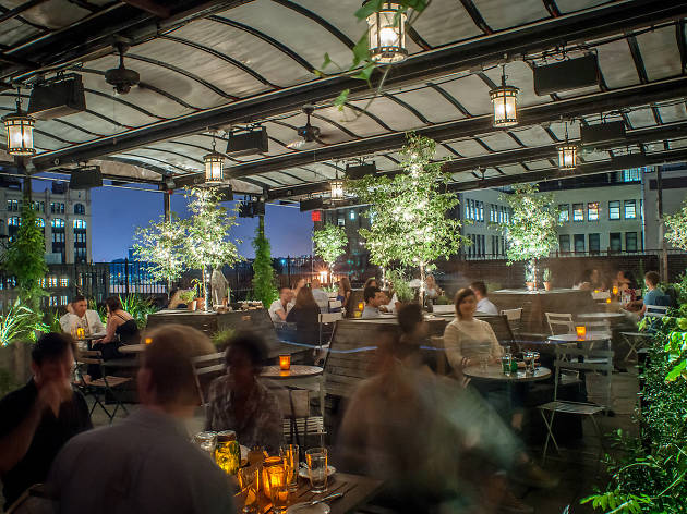 The 15 Best Rooftop Restaurants In Nyc