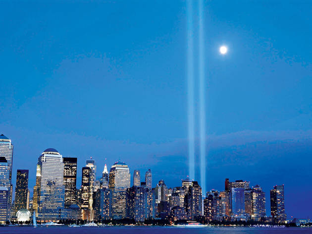 New York attractions: National September 11 Memorial & Museum (slide show)