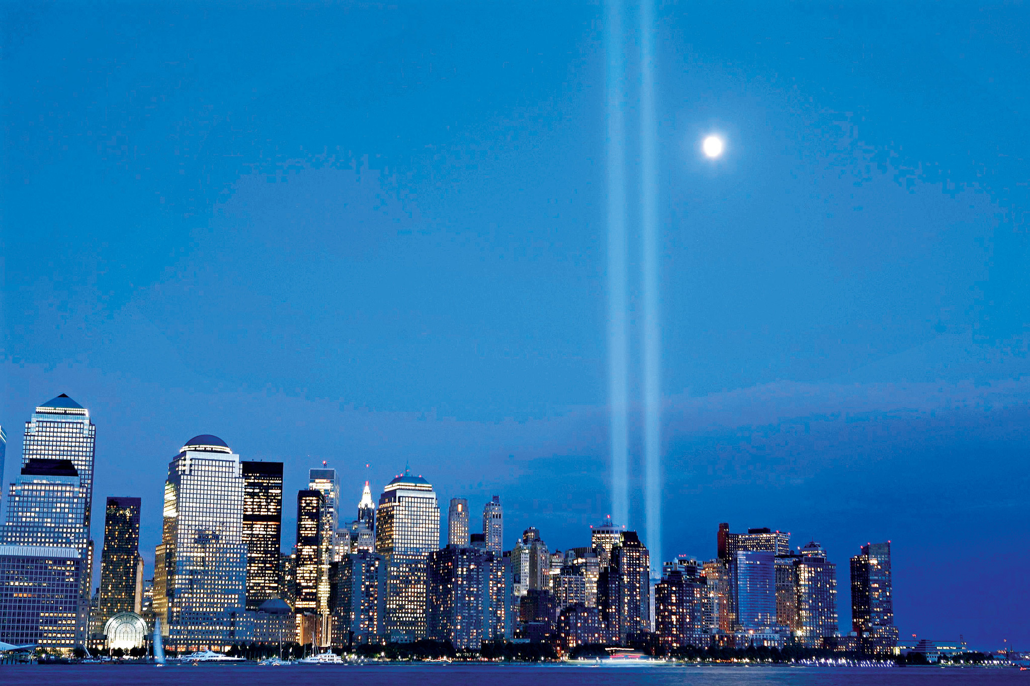 New York Attractions National September 11 Memorial