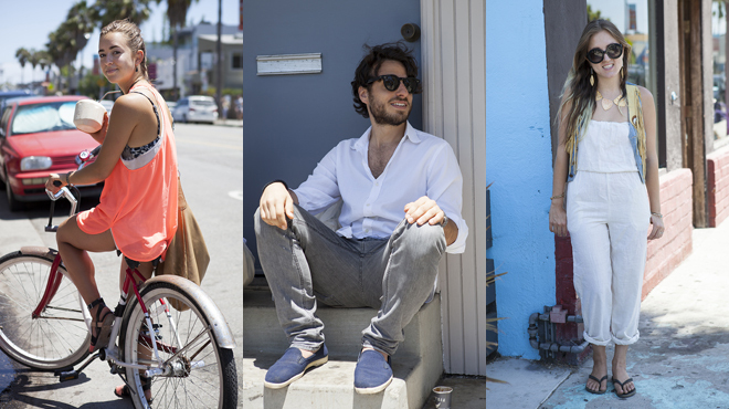 Venice's best street fashion on Abbot Kinney
