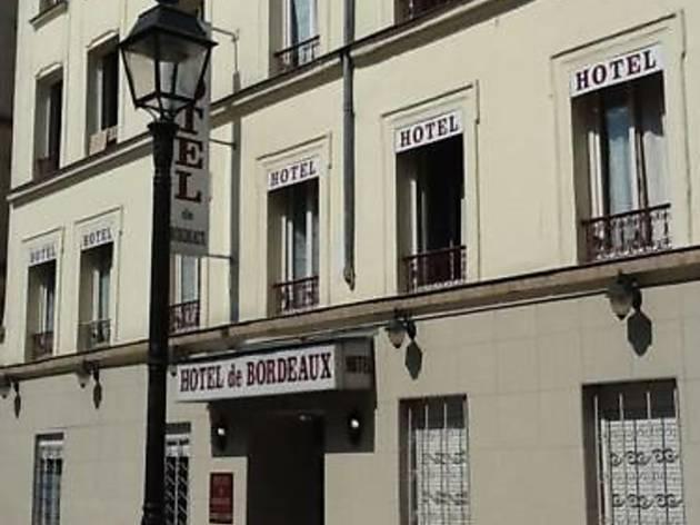 Hipotel Paris Bordeaux