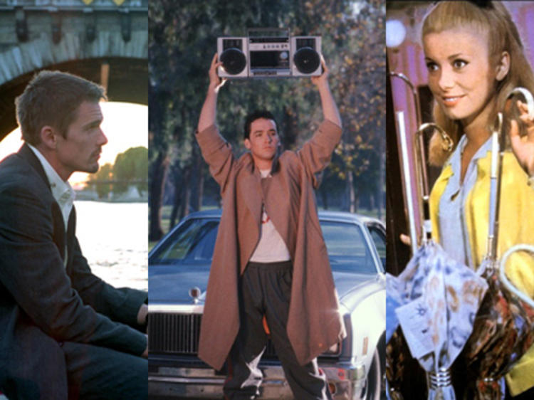 The most romantic movies of all time