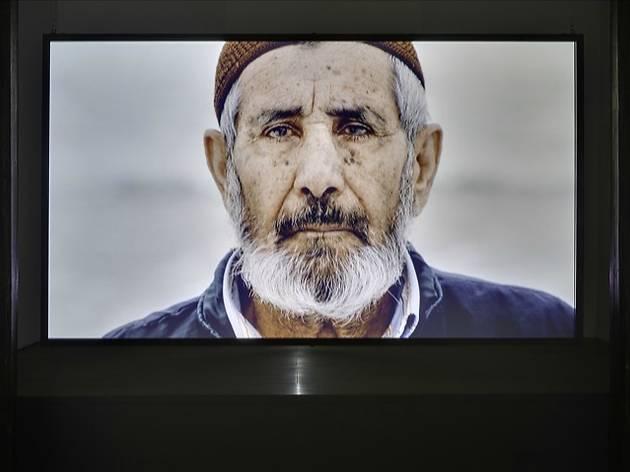 ('Voir la mer', 2011 (extrait) / © Adagp, Paris 2012 / Courtesy Galerie Perrotin, Hong Kong & Paris)