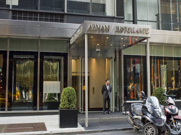 Armani/Ristorante 5th Avenue