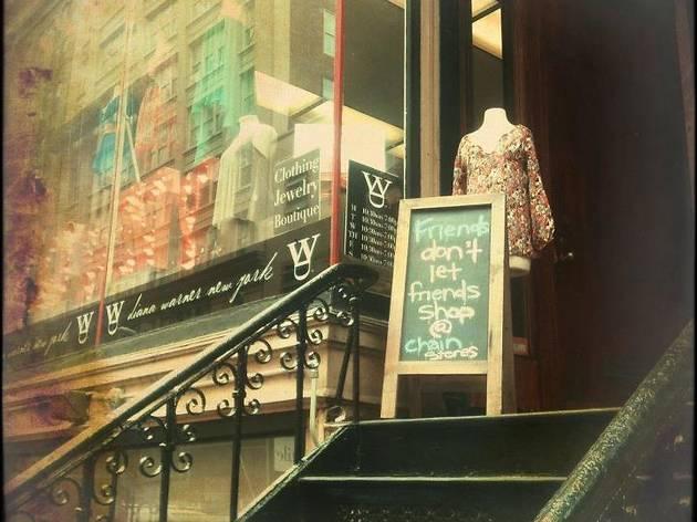 Diana Warner New York (CLOSED)