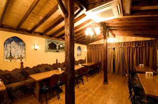 Armenian Garden Cafe