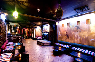 Bianky Café & Hookah Lounge
