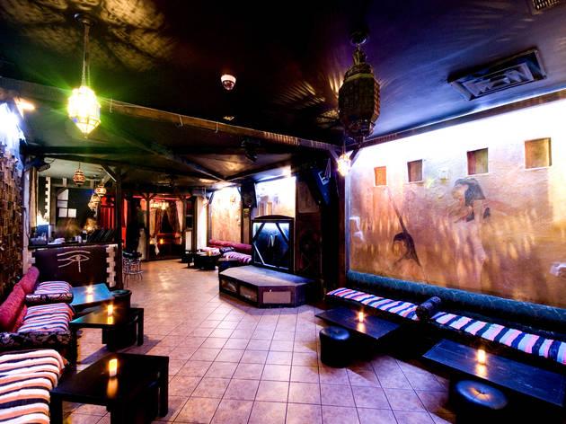 Bianky Café & Hookah Lounge (CLOSED)