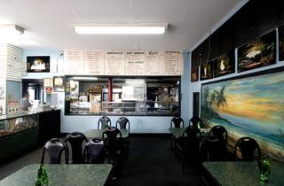 Nio's Trinidad RotHouse of Seafood Shack