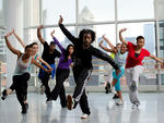 House Dance at Alvin Ailey Dance