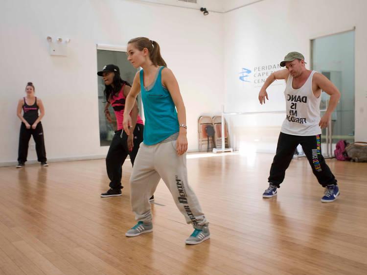 Beginner Hip Hop at Peridance Capezio Center