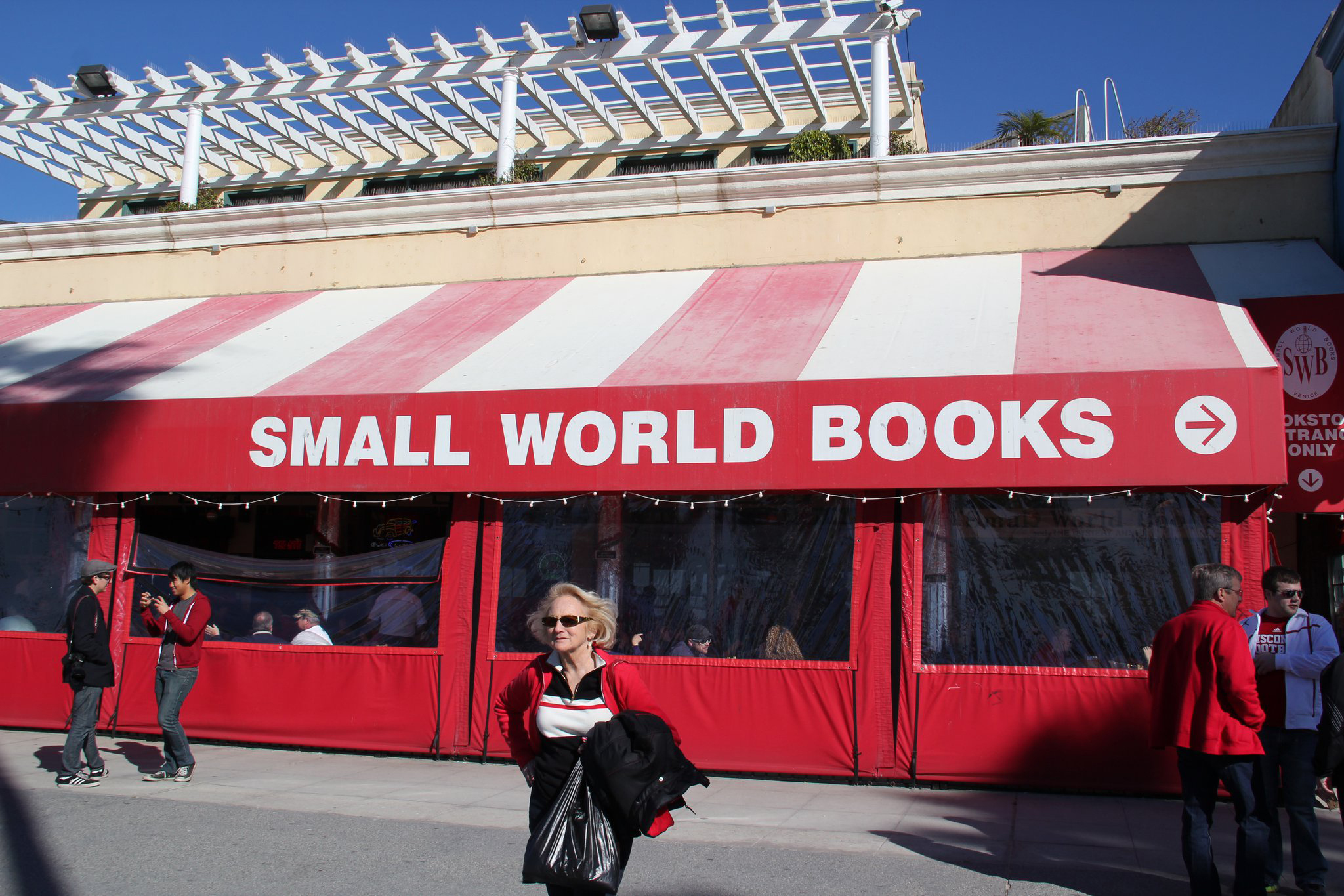 Small World Books