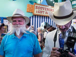 Coney Island Beard and Moustache Festival