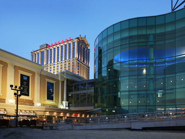 Atlantic City hotels: Caesars Atlantic City