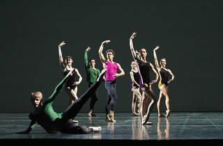 Nouvel An au Palais Garnier : William Forsythe & Trisha Brown