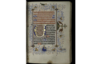 """Crossing Borders: Manuscripts from the Bodleian Libraries"""