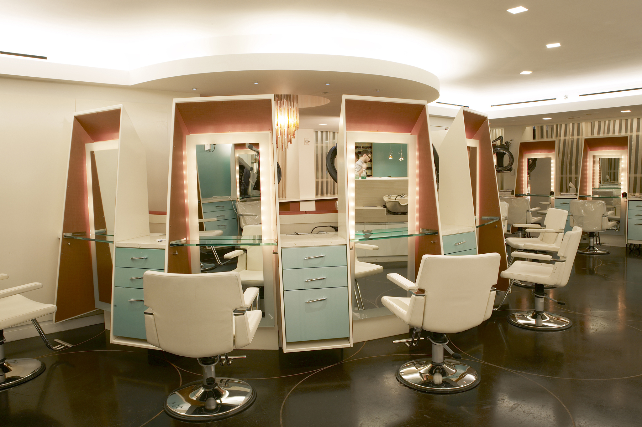 Hair salons the best salons for hair color and highlights for A new look salon