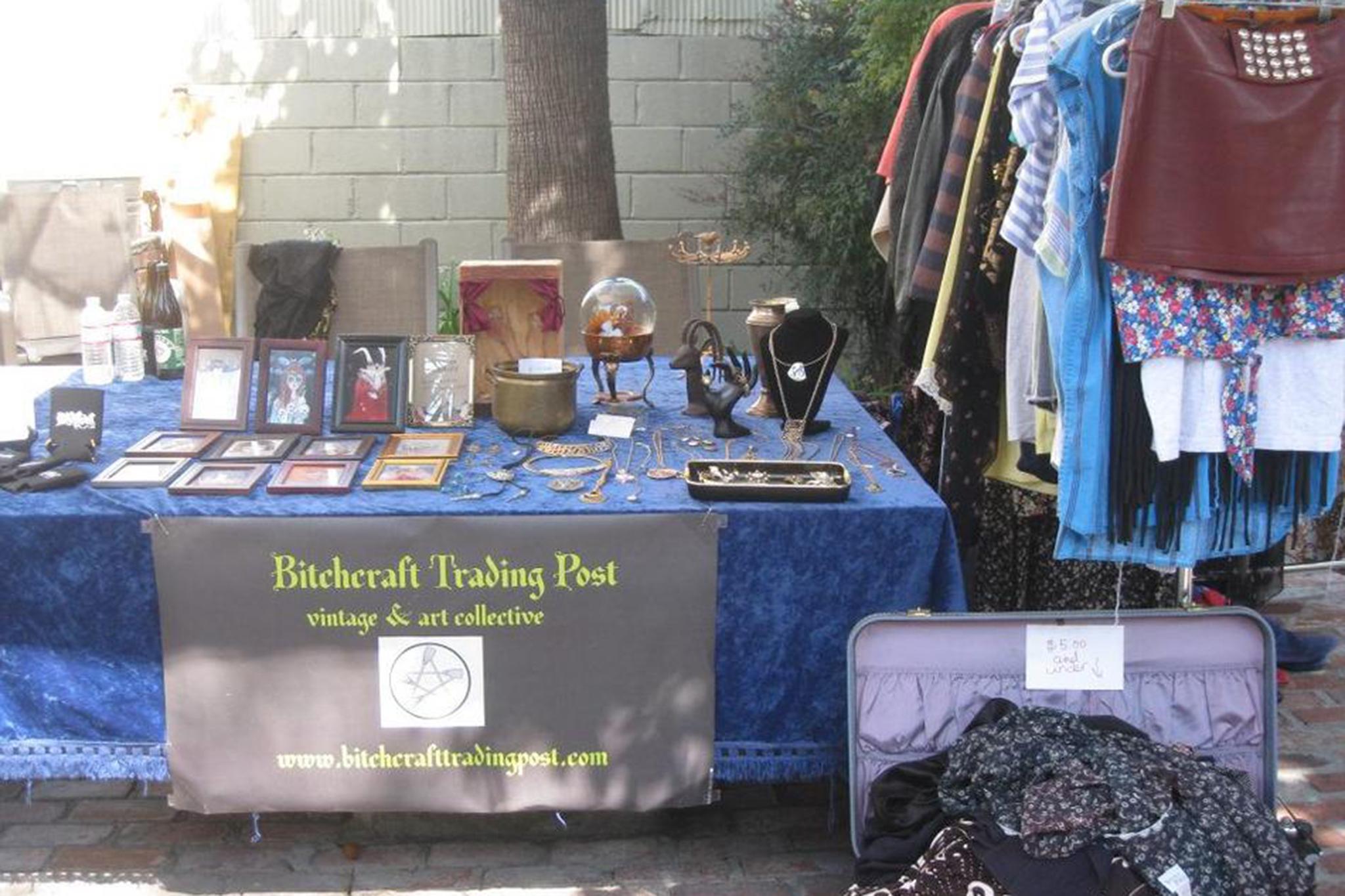 Bitchcraft Trading Post