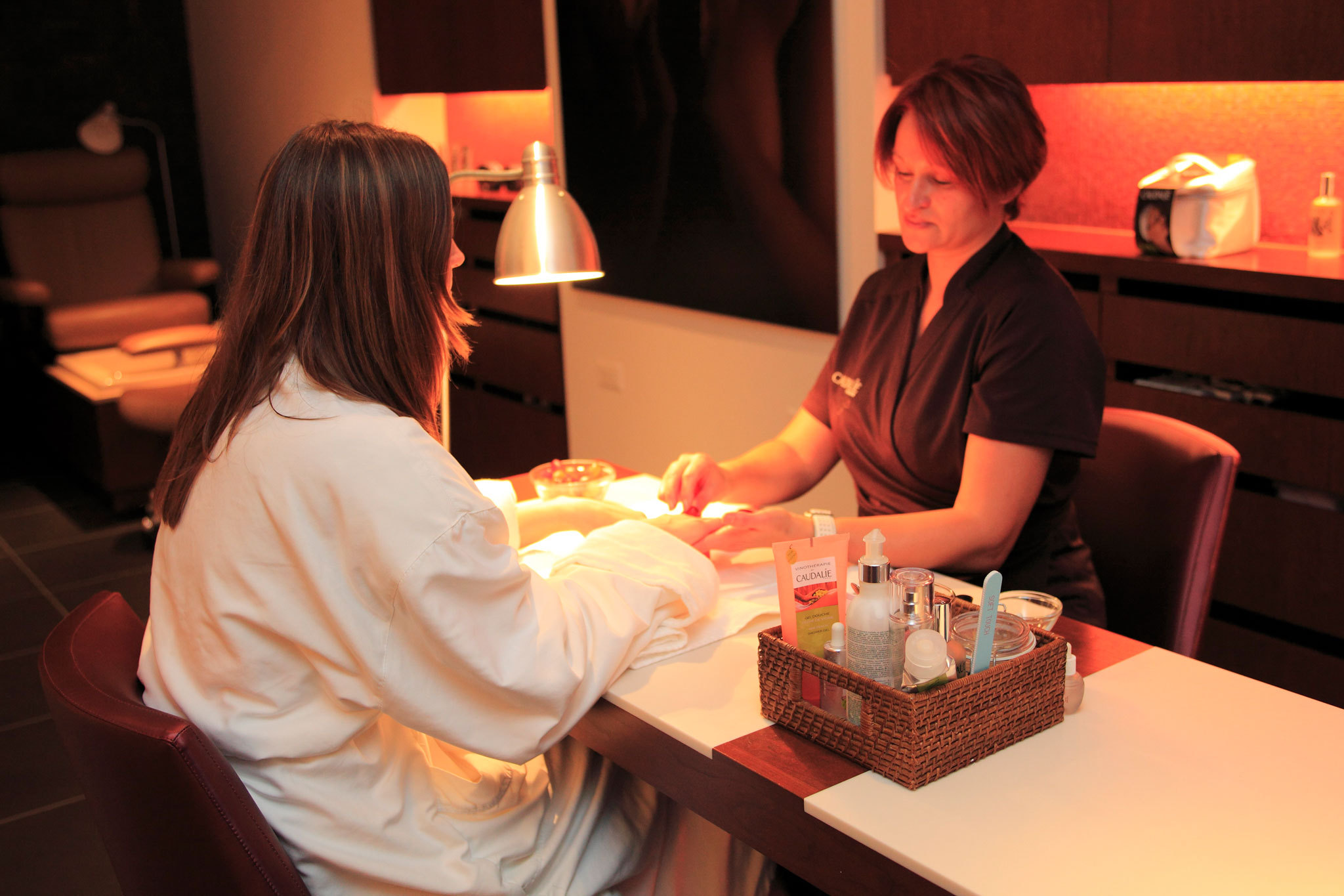 Caudalie Vinotherapie Spa: Divine body treatment