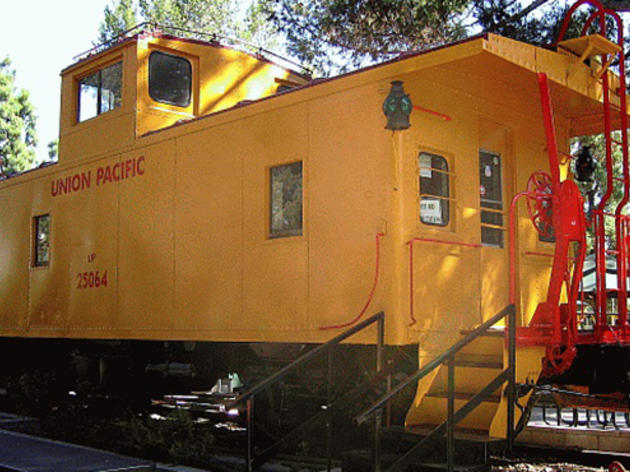 Los Angeles Live Steamers Railroad Museum