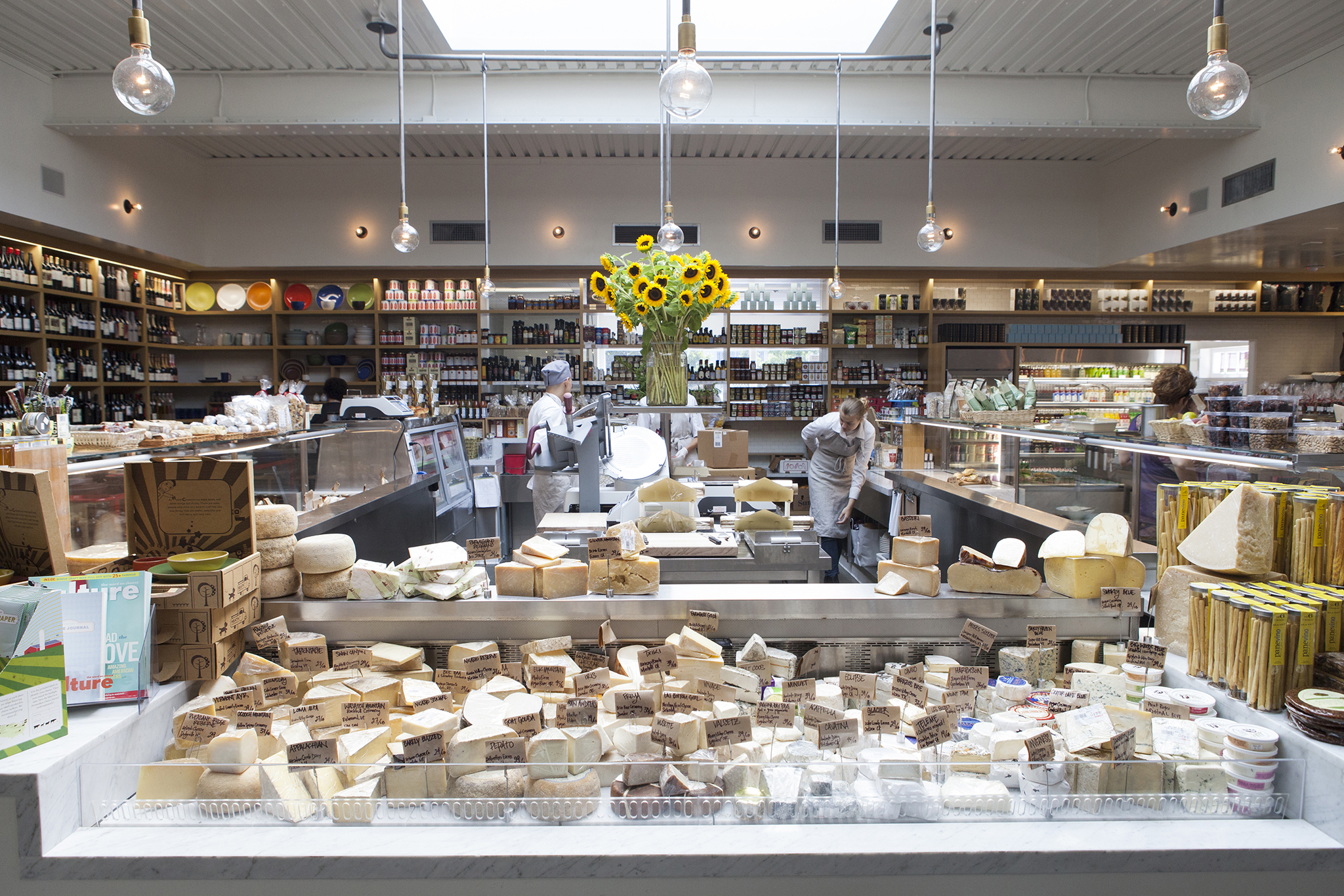 Best gourmet markets for picnics