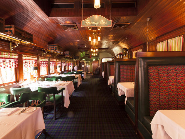 Image result for Pacific Dining Car