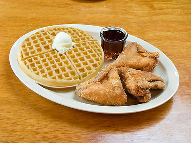 Photograph: Courtesy Roscoe's House of Chicken 'n Waffles