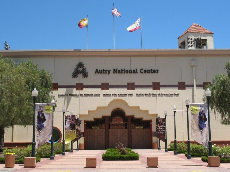 Pan for gold at the Autry National Center