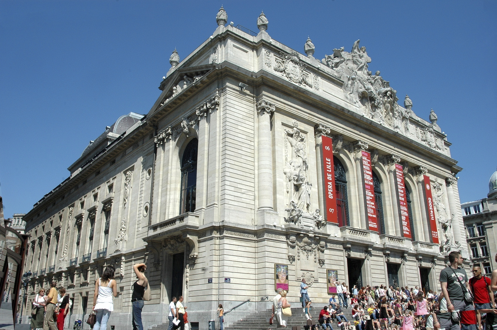 Sightseeing in Lille Make the most of your day trip to France s