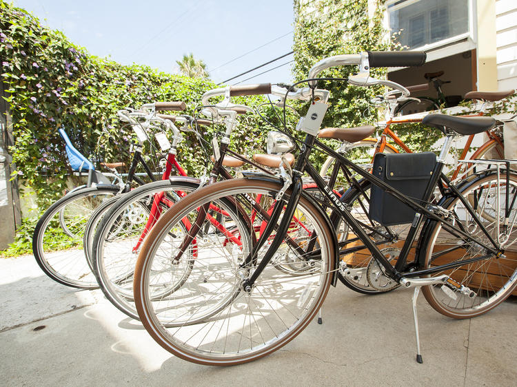 A tour of Abbot Kinney