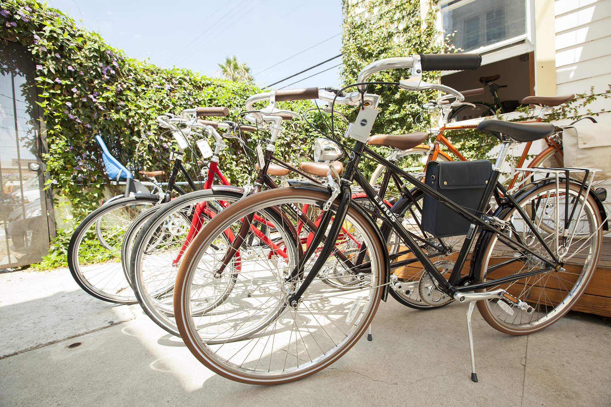 Spend a day on beachy Abbot Kinney